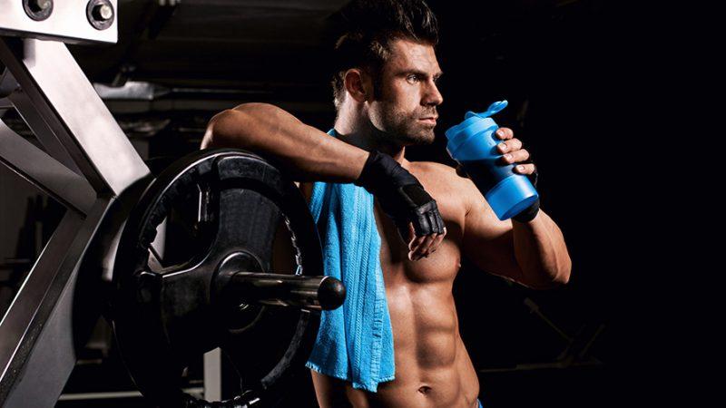 Nutrition sportive: nuire ou bénéficier, dianabol?